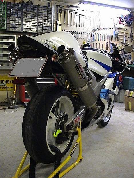 Suzuki TL1000R AMA #SOLGT# billede 8