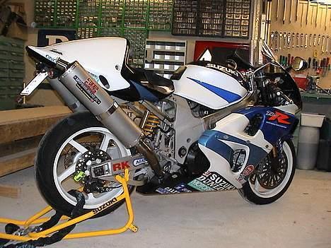 Suzuki TL1000R AMA #SOLGT# billede 9