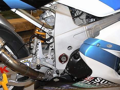 Suzuki TL1000R AMA #SOLGT# billede 10