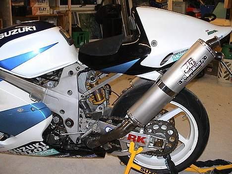 Suzuki TL1000R AMA #SOLGT# billede 13