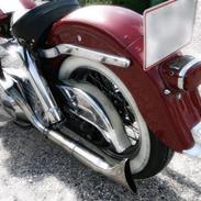 Harley Davidson ElectraGlide - TIL SALG