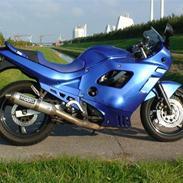 Suzuki GSXF 600 solgt
