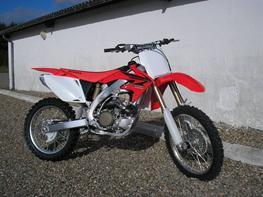 Honda CRF 450R *SOLGT*
