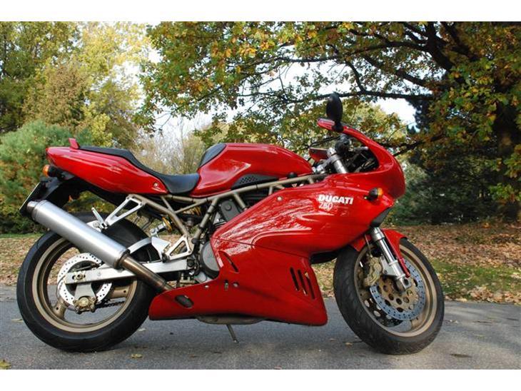 Ducati - 750 SS ie XTR - 1998 - Catawiki