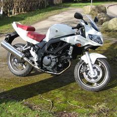 Suzuki sv650sak8 (solgt)