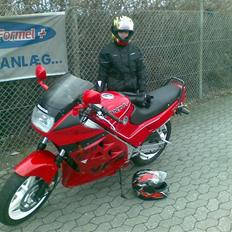 Honda VFR 750 F [SOLGT]