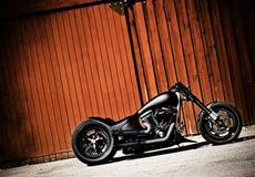 Harley Davidson Satori Bike