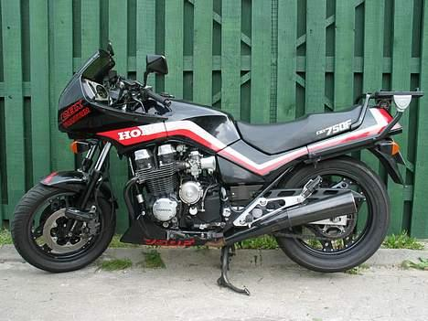 Honda CBX 750 F - Min Baby Sommeren 2003 billede 1