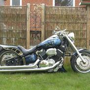 "Yamaha Dragstar XVS 1100 "" Classic """