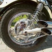 Yamaha xv 535 Virago **SOLGT**