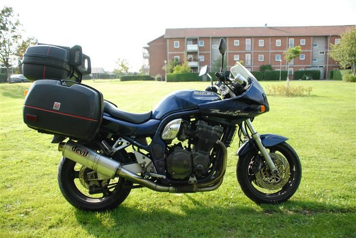 Suzuki Bandit 1200 *** Solgt *** - Billeder af mc-er
