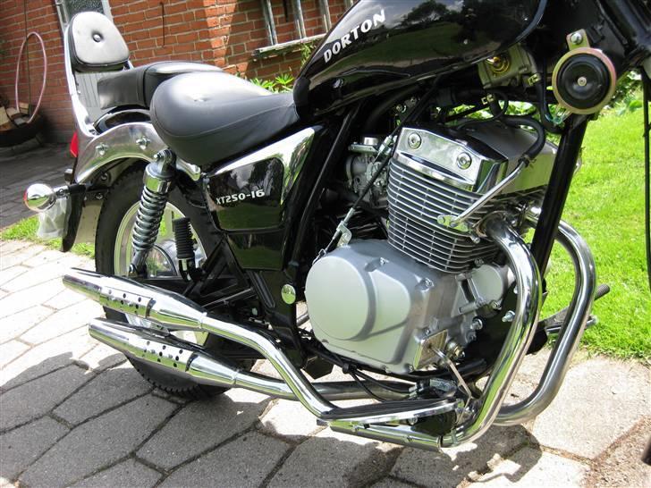 Dorton XT 250-16 - Billeder af mc-er - Uploaded af Brian B