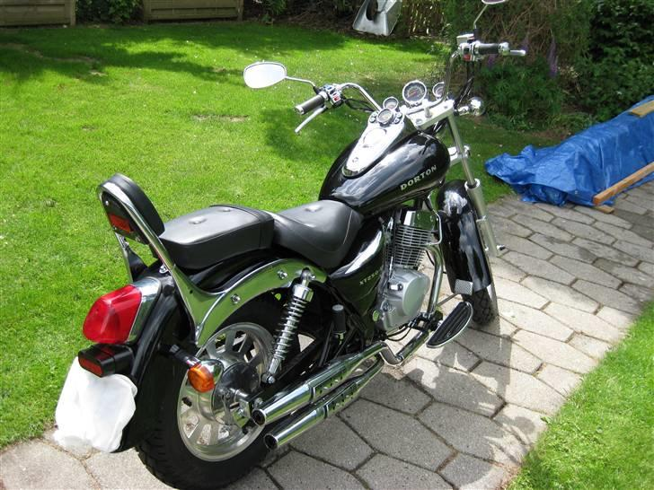 2008 Dorton XT 250-16