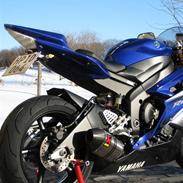 Yamaha R6 - Solgt