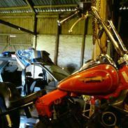 Yamaha xv 1000 tr1