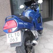 Suzuki GSX 750 F RIP