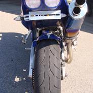 "Yamaha YZF 600 R6 ""Solgt"""