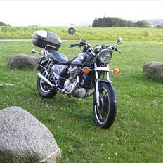 Honda CX 500 Custom (solgt)