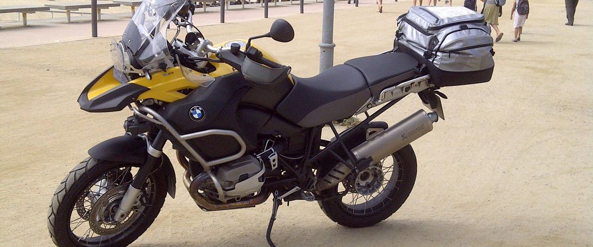 BMW GS 1200 Adventure - 2011 - Super super cykel, har kørt p...