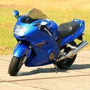 Honda CBR 1100 XX Super Blackbird SOLGT