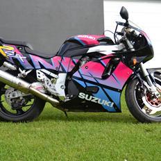 Suzuki Gsx750R-W