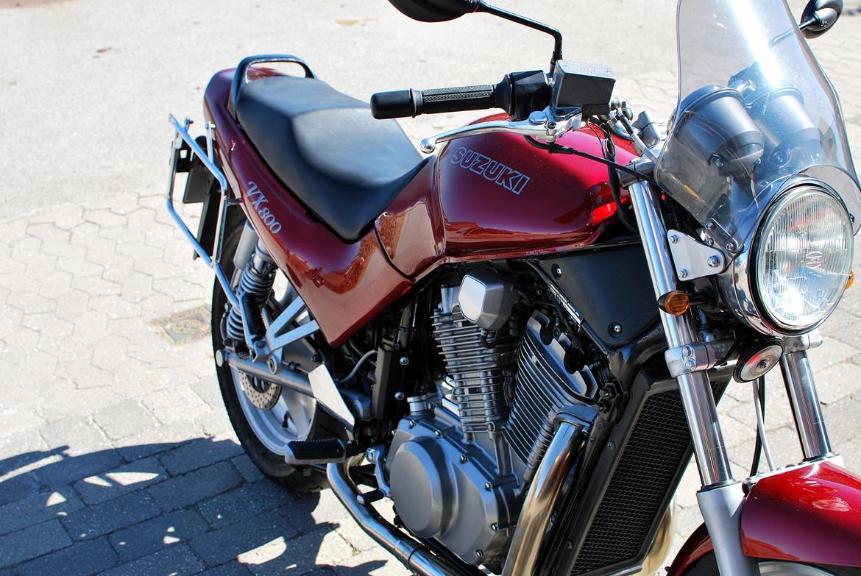 Suzuki vx 800 - Billeder af mc-er - Uploaded af Henrik A