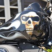 "Harley Davidson Fxstb ""Night Train"""