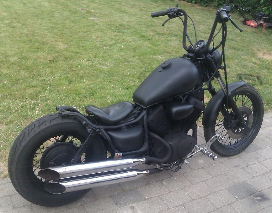 Yamaha Dk