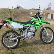 Kawasaki KLX 250 (292cc big bore)