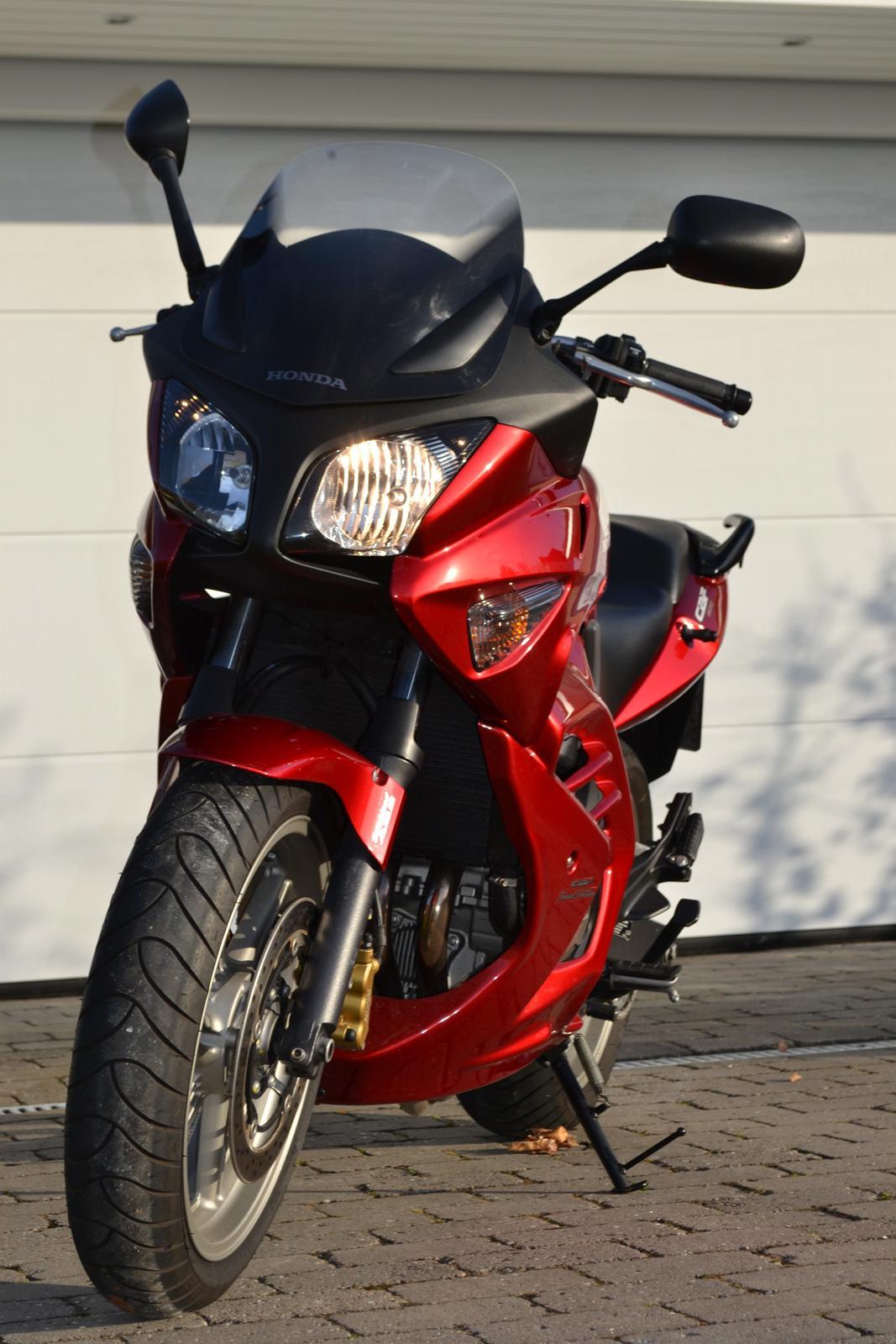 Honda CBF 600 SA - Billeder af mc-er - Uploaded af Lars B
