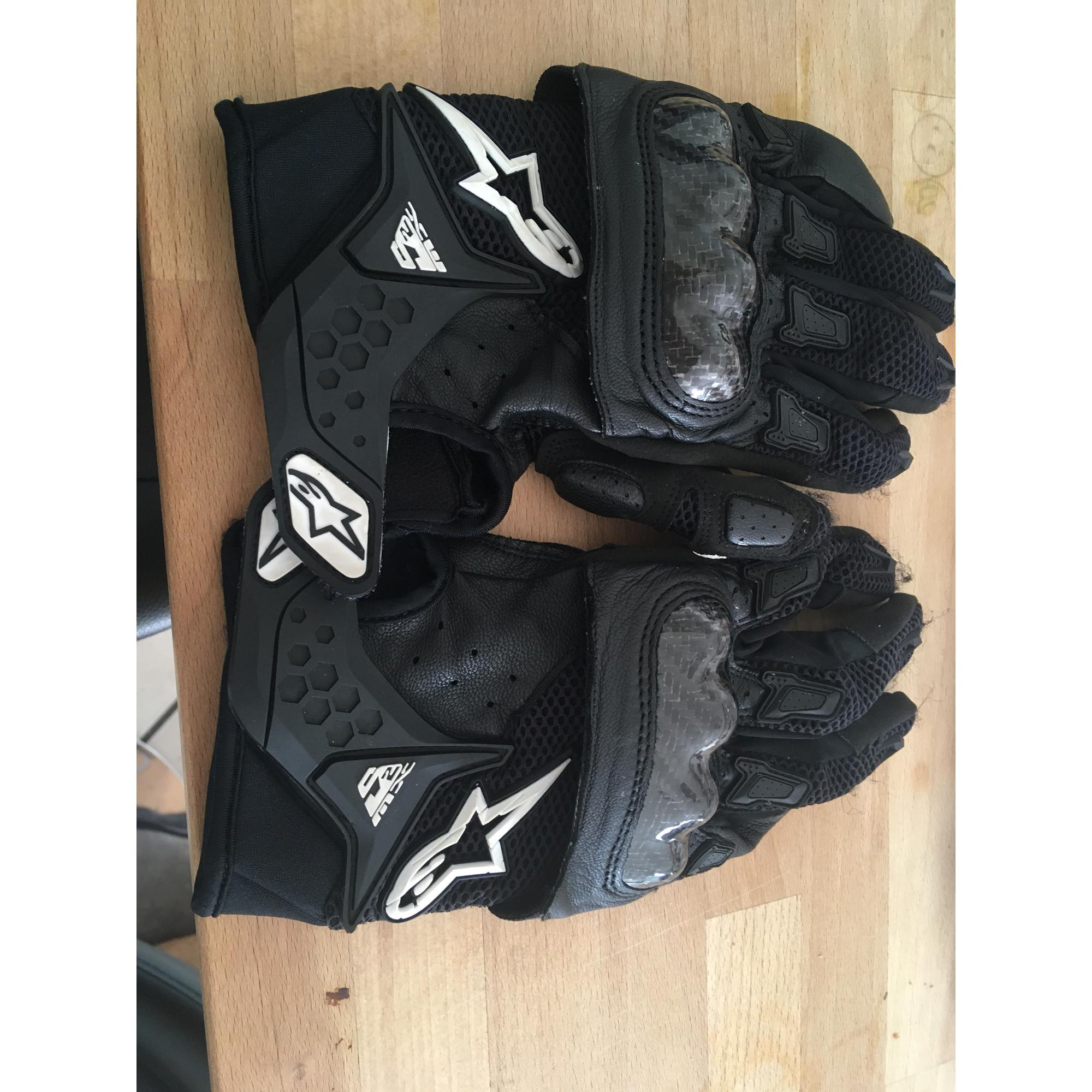 56b25eb010f Alpinestars handsker - kr. 230 - brugte beklædning