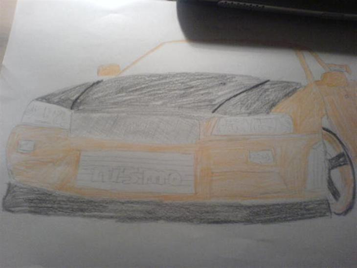 Fede biler - Nissan skyline