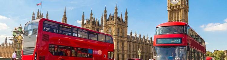 Storbyferie i London med mange minder