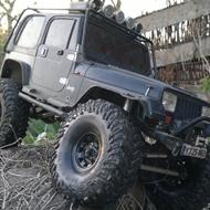 Akina - V.J.T.K 4X4 - Only in a Jeep .