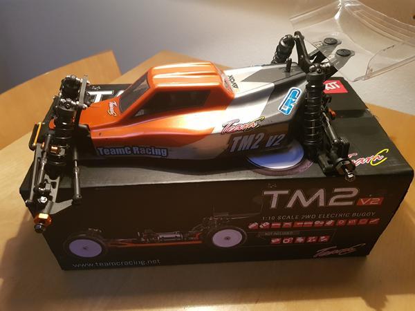 TeamC udstyr.