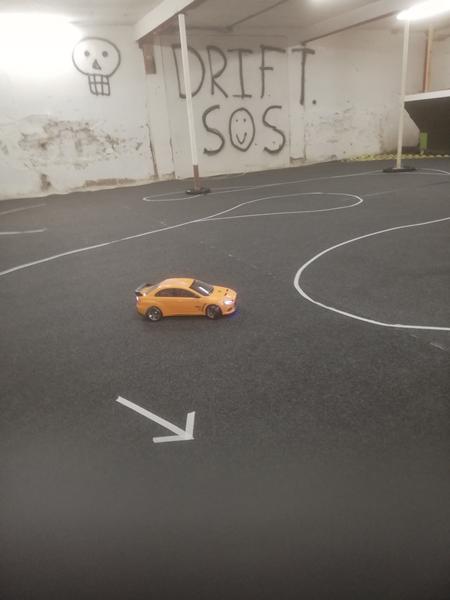 4wd drift