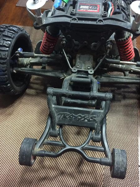 wheelie bar til en rally/slash 4x4 vxl