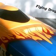 Båd Arrow Shark Flying Dragon