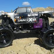Off-Roader HPI Savage X 4.6