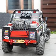 Bil Raid Rover (D93) [KØBT TILBAGE]