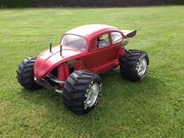 Bil FG Monster Beetle