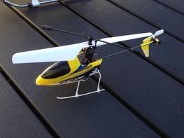 Helikopter Nine eagle solo Pro 2
