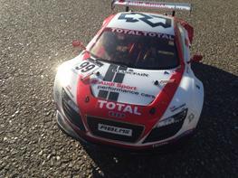 Bil Abisma Team C Audi R8