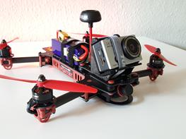 Multirotor ImmersionRC Vortex 285 Race Edition