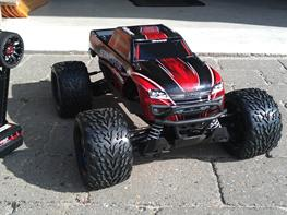 Off-Roader traxxas stampede med brushless
