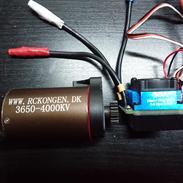 Off-Roader HBX Ranger (nu brushless)