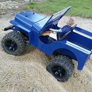 Bil Jeep flatfender summit