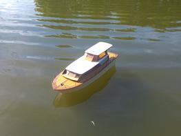 Båd Billing Boats Sea King