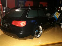 Bil Tamiya tt01 RS6