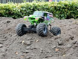 Off-Roader Grave Digger